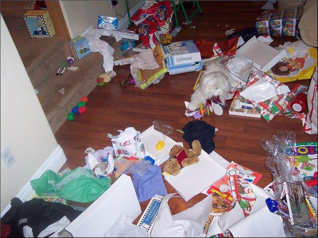 Christmas 2004 Las Vegas