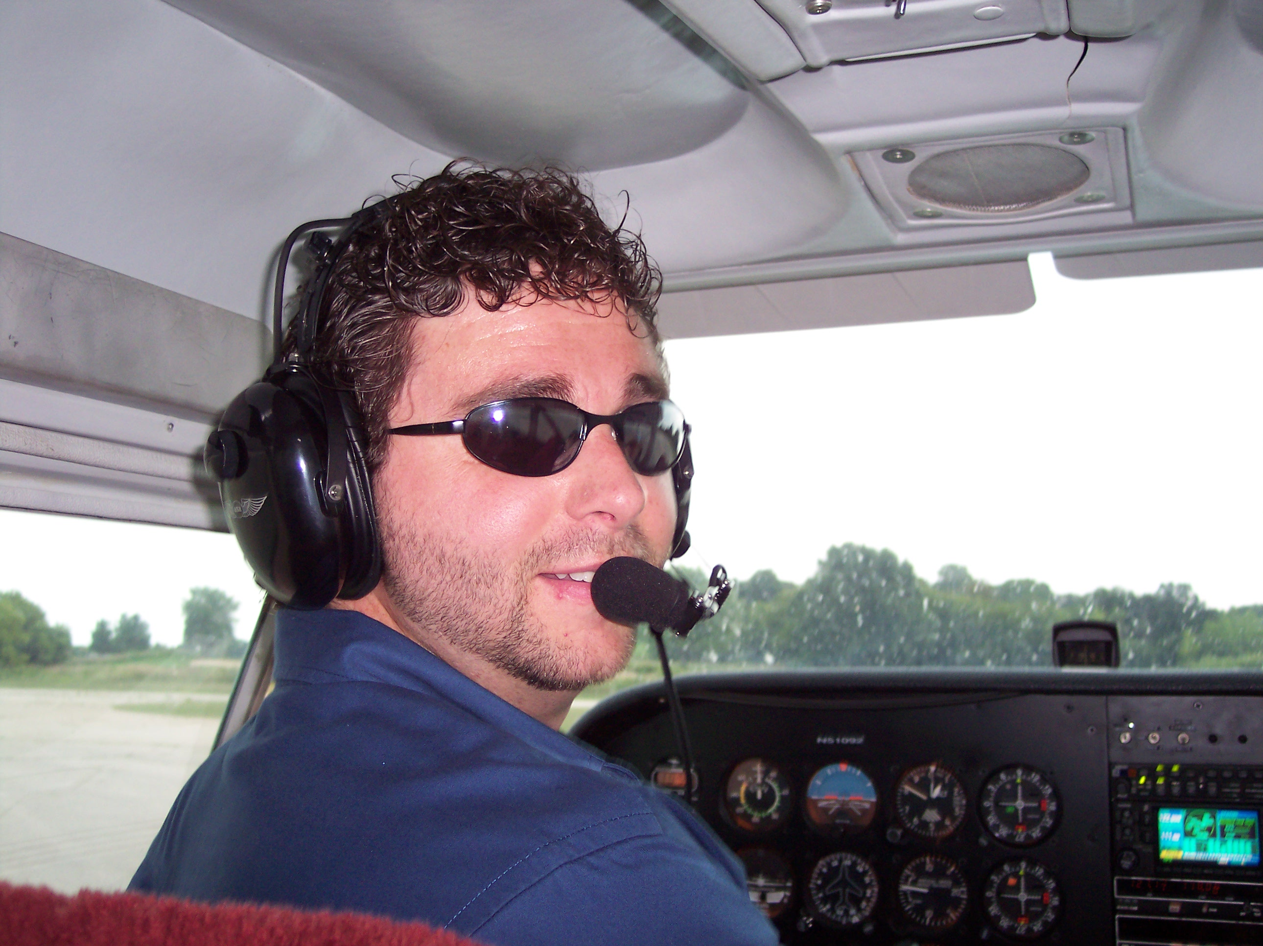 Pilot in command